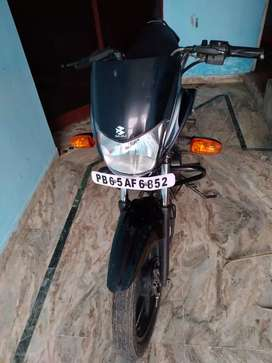Ok bike and new condition