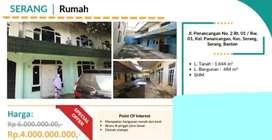 Dijual Rumah Kos2an Strategis Pinggir Jalan Raya