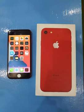 SALE PROMO IPHONE 7 256GB RED PRODUCT