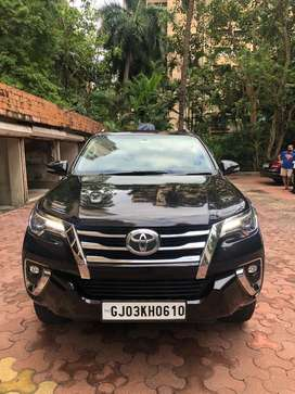 Toyota Fortuner 2.8 AT Celebratory Edition, 2018, Diesel