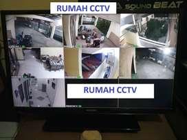 Paket CCTV Terbaik langsung Pasang
