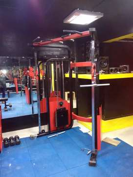 Manufacturing Of Gym Equipments