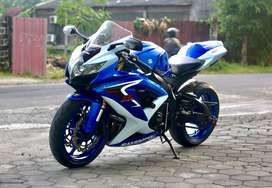 Suzuki Gsxr 600 FP bs TT z800, z900, z1000, er6F, er6N, ninja 250