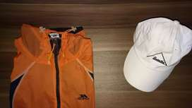 Rompi Olahraga Trespass Outdoor Vest Orange Size M