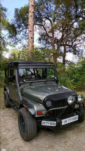 Fully Customised 4*4 Mahindra Thar CRDE for Sale