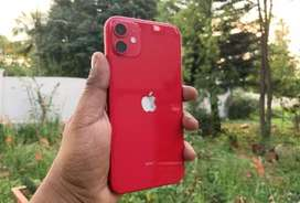Iphone 11 128gb product red oct 2nd bought