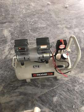 air compressor new very good quilty