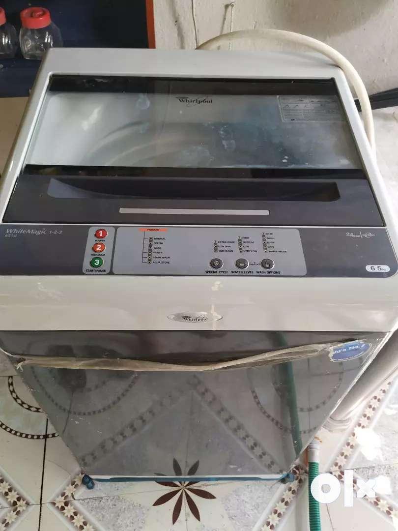 Whirlpool automatic 0
