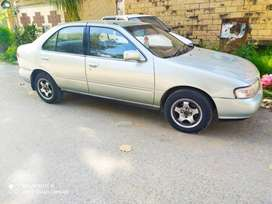 Immaculate condition Nissan Sunny 1997 model Automatic