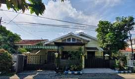 Rumah Asri dan Adem siap huni daerah Tropodo