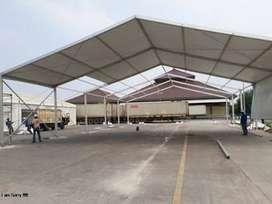 Tenda Gudang atau Tenda Roder Tangerang