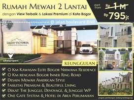 Rumah Mewah 2 Lantai Termurah di BNR 'Hunian Premium Terbaik di Bogor'