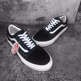 Vans Oldskool Vault OG black white Premium