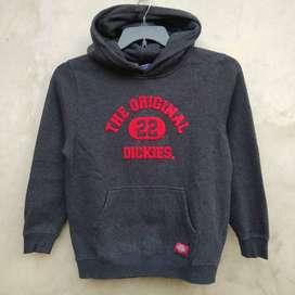 02 DICKIES Hoodie Jacket/Jaket 101% Original