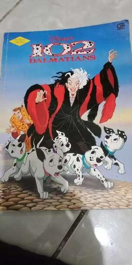 Buku klasik Disney's Gramedia