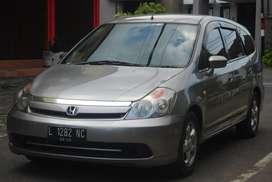 Honda Stream 1.7 2005 AT, DP 15 Juta