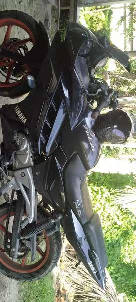Bujaj pulsar 220f modified r15's frnt visors
