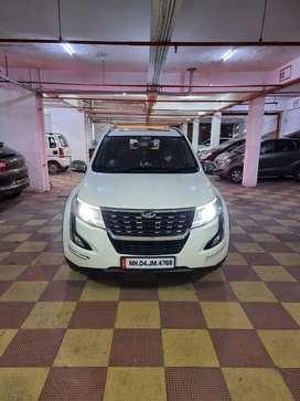 Mahindra XUV500 W11 Option, 2018, Diesel