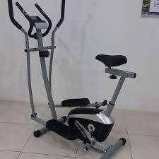 Alat fitness terlaris Sepeda Eliptical TL 8508