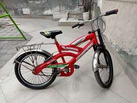Imported Japanese Mountain bike only one month used
