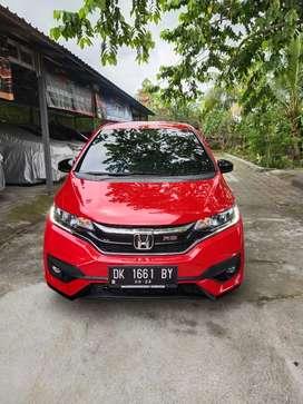 Jazz RS 2018 New Facelift Matic Asli Bali