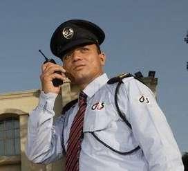Security Guard job openings in Delhi