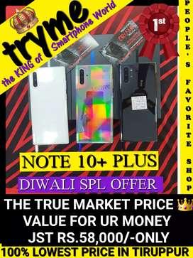TRYME (NOTE 10+) 12Gb Ram/256Gb Full Kit Bill Box