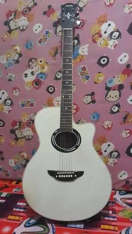 gitar yamaha costume
