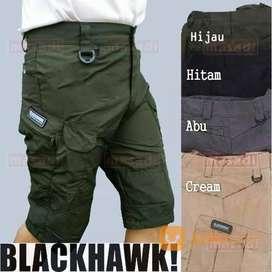 Celana Blackhawk Tachtical PDL Outdoor Pendek Pria