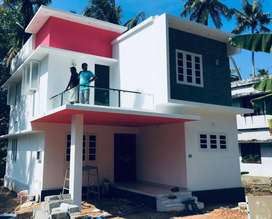 A NEW 3BHK 1200SQ FT 3CENTS HOUSE IN OLLUR,THRISSUR