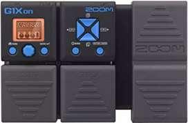 G1xon guitar processor