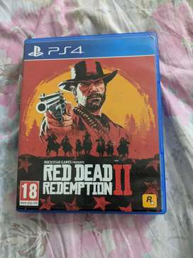 Great deal on Red Dead Redemption 2 for PS4