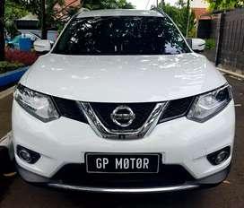 Nissan Xtrail 2.5 CVT 2014/2015 Automatic Putih New Model