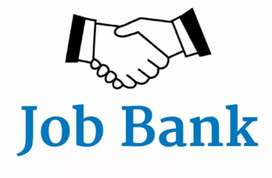 Bank m ayi h job hi job