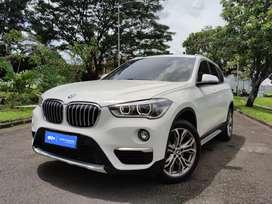 [OLX Autos] BMW X1 2016 1.5 Bensin A/T Putih #Toko Mobil