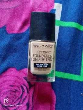 Wet n wild foundations n Maybelline foundation
