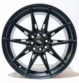 Promo velg mobil Ring 17 Untuk mobil Jaaz,yaris,avanza,Mobilio,vios