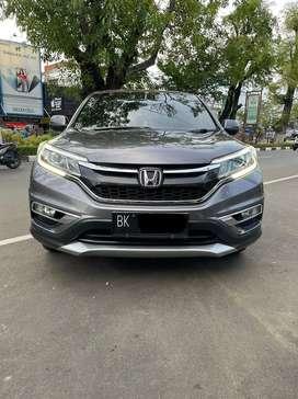 HONDA CRV 2.4 PRESTIGE TAHUN 2015