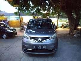 Nissan Evalia SV manual angsuran 2,7 mbl mls siap pke