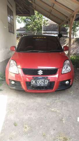 Suzuki Swift GT2 Build Up