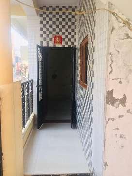 1 hall bedroom nd kitchen