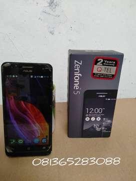 Dijual cepat asus zenfone5 3G ram 2/16