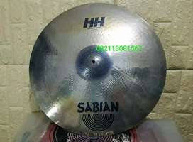 Cymbal ride 21 inch Sabian HH raw bell dry