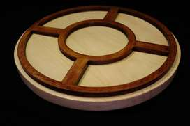 Wooden Trays - Made in Peshawar