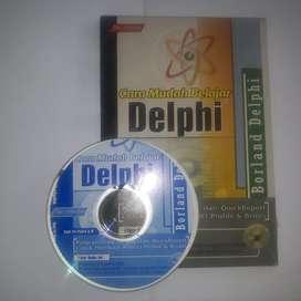 Cara Mudah Belajar Delphi7 (official SIAP TOKO, SIAP KERJA)