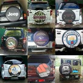 Cover/Sarung Ban Serep Honda CRV/Rush/Terios#masih hangat jeep jg vita