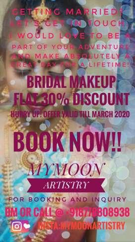 Mymoon makeup artistry
