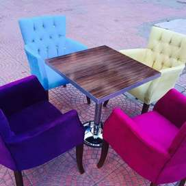 Fantastic Cafe Restaurant Sofas Chairs Hotel Banquet