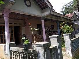 Jual santai rumah dan tanah baru di renovasi tap pakai bajaringan