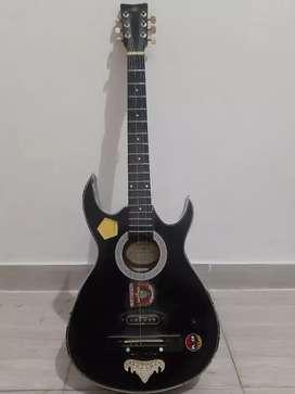 Gitar Yamaha (Akustik-Electric)